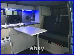 2010 Vw T5.1 Transporter Camper Van, Motor Home, Swb, Air Con, Alloys