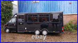 Camper Van Motorhome Ex St-johns Ambulance