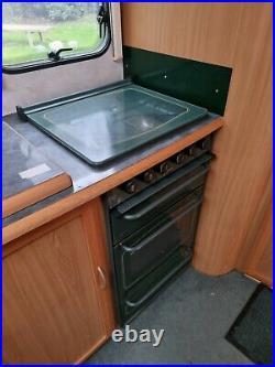 Caravan Stoves Gas Cooker Oven Hob Motorhome Camper Van Conversion Boat Vw Lpg