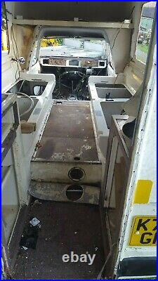 Citroen Romahome C15 Diesel Hytop Camper Van Motorhome Breaking Spares Gearbox
