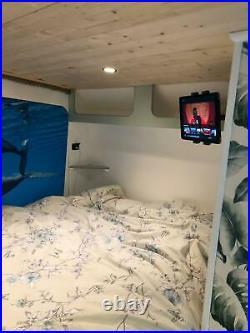 Fiat ducato morhome campervan day van