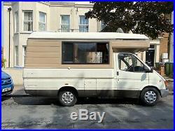 Ford transit 4 berth motorhome/camper van