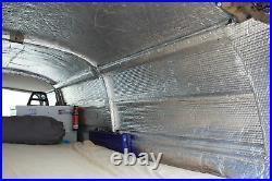 Motorhome Caravan Camper Van Thermal Insulation, double foil. 60m2 Free UK P&P