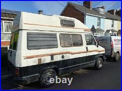 Talbot Express Camper Van Motorhome