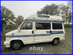 Talbot express rhapsody camper van motorhome