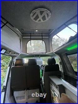 VW T5 Camper van Motor home 1.9L diesel pop top TDI transporter 2004